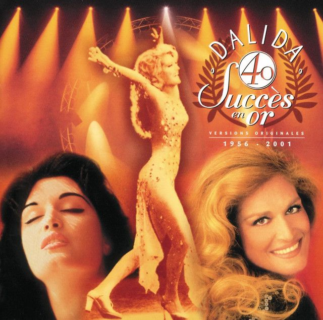 Monday Tuesday ... Laissez moi danser, a song by Dalida on Spotify