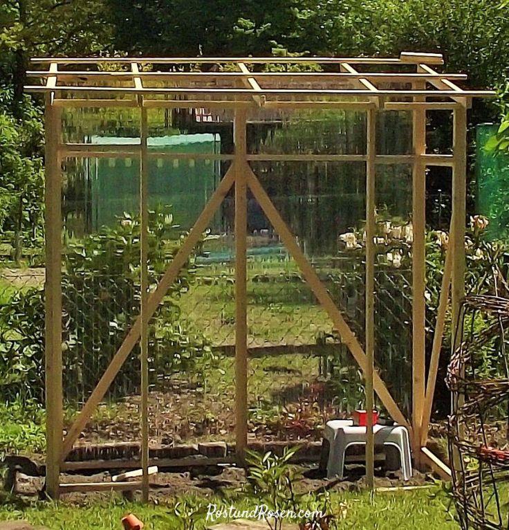 78 ideen zu tomatenhaus bauen auf pinterest tomatenhaus selber bauen tomaten im gew chshaus. Black Bedroom Furniture Sets. Home Design Ideas