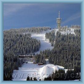 Ski centre Klínovec