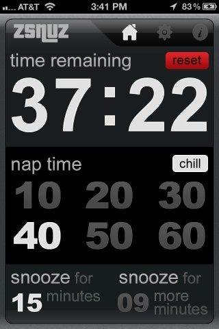 There's an App for a Nap? Yup!!