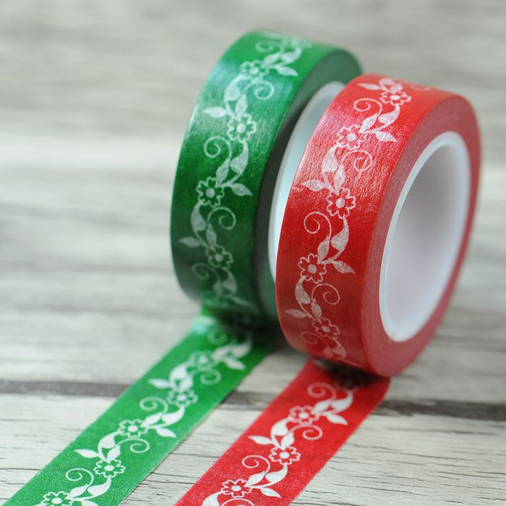 Купить товар2016 новый 1x красный зеленого цвета цветок цветочный японской Washi лента бумаги декоративные наклейки клейкая лента офис 10 м в категории Канцелярский скотчна AliExpress.                Добро пожаловать в Wendy Чэнь магазин модной одежды!                       New 1x Japan