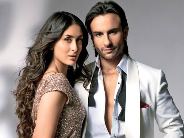'Gorgeous' would be an understatement for this photoshoot of Saif Ali Khan and Kareena Kapoor Khan!