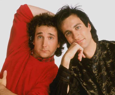 "Perfect Strangers Love ""The Brunson Pinchot Project"", his current TV show about renovating his own house. whatever happened to the other guy?"