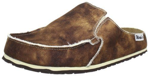 Birki ''Classic Skipper'' from Textile in Canvas Light Brown with a regular insole Birki's. $89.89
