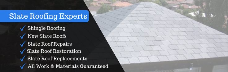 Slate Roofing Sydney - All Work and Materials Guaranteed - Banner 5