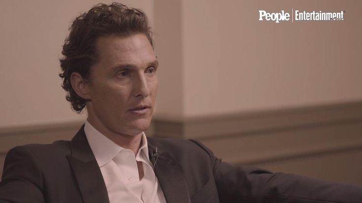 Matthew McConaughey on 'Free State of Jones,' Career Reinventions and Building a Family
