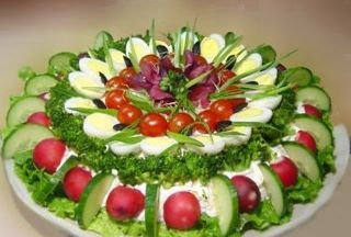 wonderfull salat