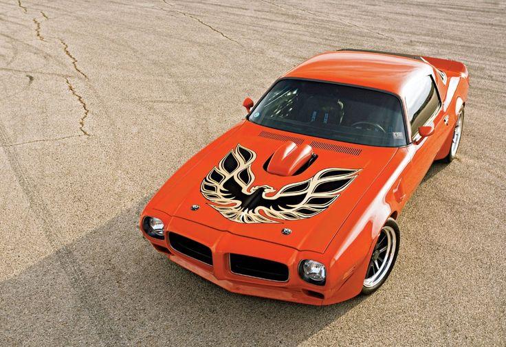 1976 Pontiac Firebird Trans Am - DREAM !!!!