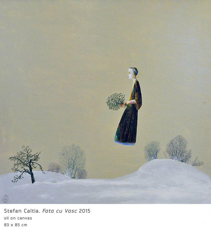 #27 Fata cu Vasc Stefan Caltia