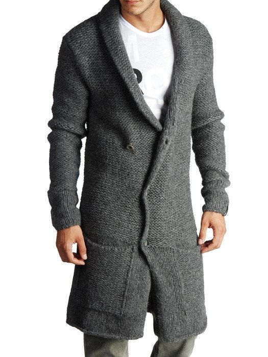 Mens Hand Knit Wool Long Coat. Any Size and Any Color. Made To Order Model. ============================================= - MANY YEARS of KNITTING EXPERIENCE - HUNDREDS of SATISFIED CUSTOMERS. - PREMIUM QUALITY YARNS - ORDER WILL BE DONE IN 3-4 WEEKS. - ANY SIZE and ANY COLOR.(SEE PICTURES) - BUTTONS COULD BE DIFFERENT  ===== CUSTOM ORDERS ARE WELCOME ===========  If You have a photo or drawing of the item that You dream of,  We will knit it…