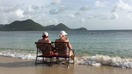 #honeymooners sitting quietly together is what #Sandals Grand St Lucian offers best http://www.sandals.com/main/grande/gl-home/?referral=141009&utm_content=buffer23119&utm_medium=social&utm_source=pinterest.com&utm_campaign=buffer https://video.buffer.com/v/59cc06bae7e9ea2405a35130