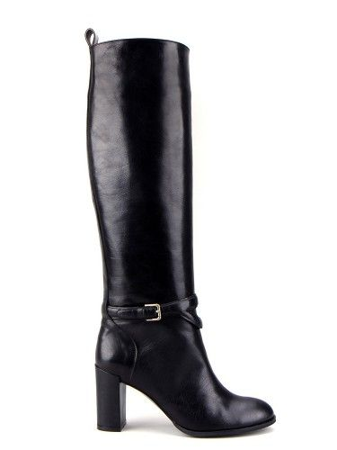 Dahna Classic Boots   Women's Custom Made Shoes, Small Size Shoes - Yoomstreet#yoomstreet#boots#knee high boots#fashion#trend#style#black#靴#ブーツ