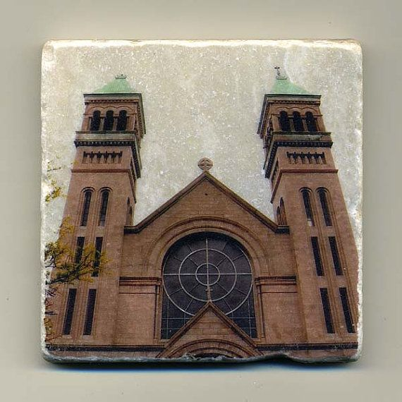 St Vincent DePaul Church in Lincoln Park   Original by re4mado, $14.99