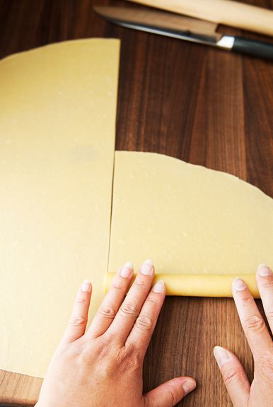 handmade pappardelle recipe | use real butter