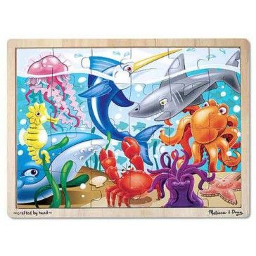 Melissa & Doug Under The Sea - Art & Magentic Play - Products