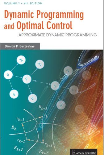 Dynamic Programming and Optimal Control (2 Vol Set)