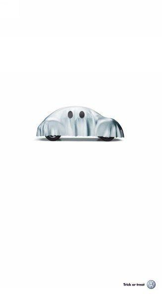 Abstracto: Volkswagen Halloween