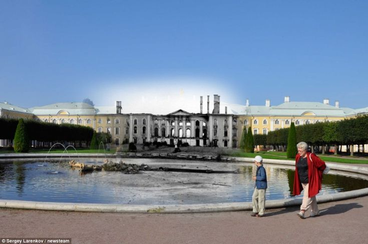 "Peterhof, Russia ""restoration"" - Google Search"