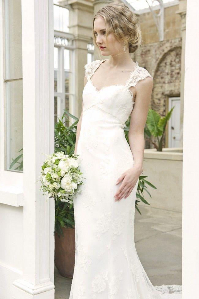Elegant Louise Selby Primrose on sale Gillian Million london Price Stunning Wedding DressesUsed