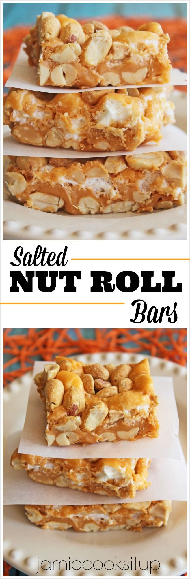 A couple weeks ago MyHandsomeHusband came home from work with a sampling of one of these bars for me. One of his coworkers had brought them along to share with the office, everyone loved them and b…