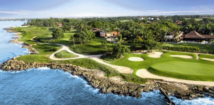 Casa de Campo Resort in La Romana, Dominican Republic, is a luxurious place to fall in love.