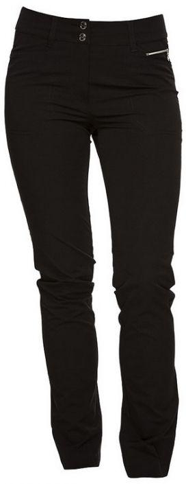 "Miracle Daily Sports Ladies 32"" Black Golf Pants at #lorisgolfshoppe"