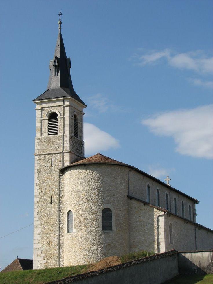 Église de Buvin (Les Avenières, Isère)