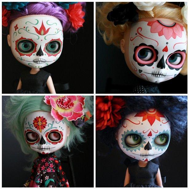 I.G. (Sirenita) - Calavera Dolls