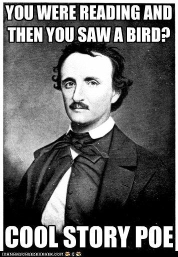an interpretation of a quote in the fall of the house of usher a short story by edgar allan poe Free edgar allen poe's the fall of the house of usher activities & lesson plans  include vocabulary, character analysis, plot diagram, and theme.