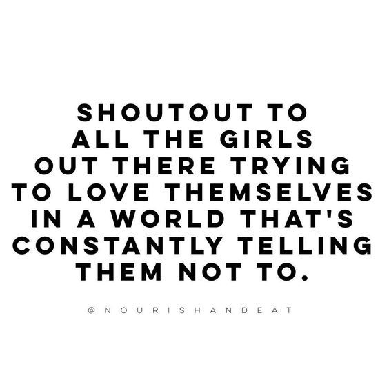 Girl Short Quotes About Herself: Best 25+ Self Love Ideas On Pinterest