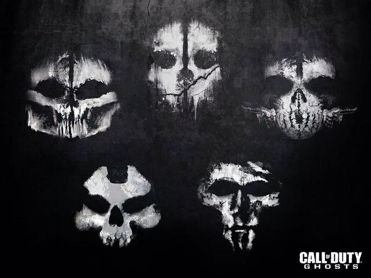 Call Of Duty Ghosts Skull Wallpaper 24 best images about C...