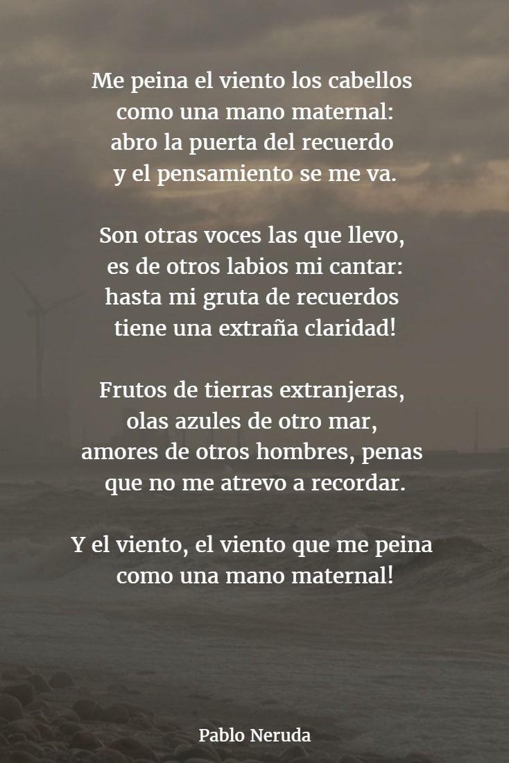 Poemas De Pablo Neruda 8 Poemas De Neruda Poemas Pablo Neruda Poesia De Neruda