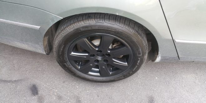 VW Passat 2010 Vert-Grise