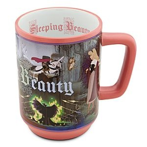 Disney Sleeping Beauty Mug | Disney StoreSleeping Beauty Mug - Awaken to a world of wonders with an eye-opening kiss of coffee from our Sleeping Beauty Movie Moments mug, illustrated with spectacular scenes directly from Walt Disney's animated classic.