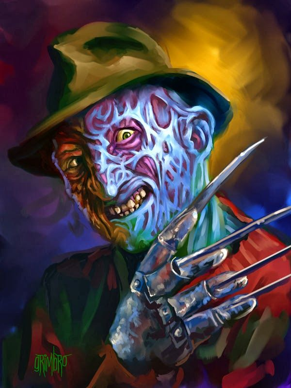 45 best Freddy krueger images on Pinterest Horror films, Horror