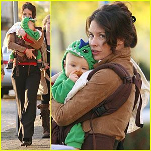 evangeline lilly and norman kali 2013 - Google Search
