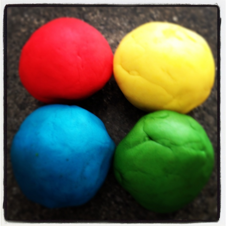 Thermomix play dough