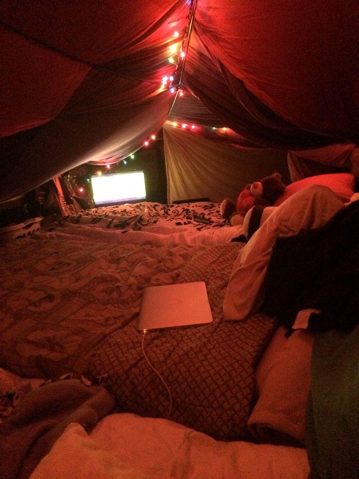 Blanket Fort!