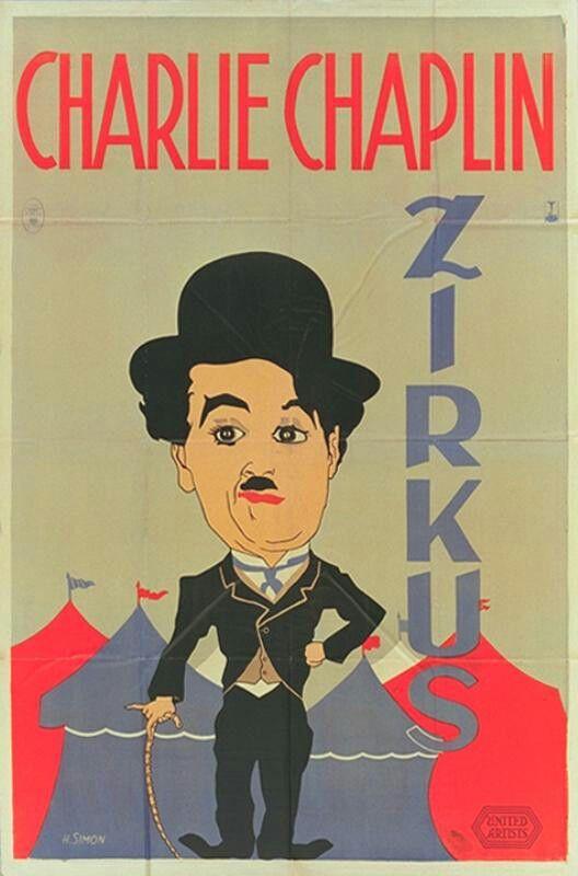 Charlie Chaplin Zirkus 1928