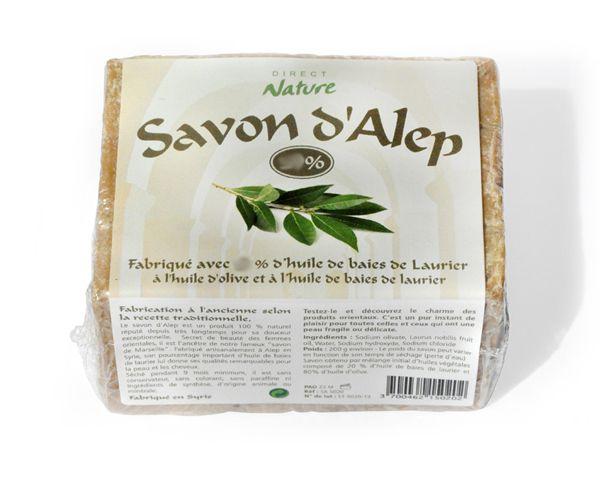 Savon de toute la famille, du bébé au senior, le savon d'Alep, originaire de Syrie (fabriqué à Alep), est si doux qu'il convient à tous les types de peau même les plus fragiles. D'ailleurs, les dermatologues recommandent surtout le savon d'Alep pour les peaux sèches, en cas d'acné, d'eczéma ou de psoriasis.  Envie de tester le savon d'alep : http://doucearome.fr/index.php?id_product=16&controller=product