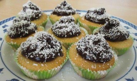 Cupcakes cocco e cioccolato Giulia (Milano)