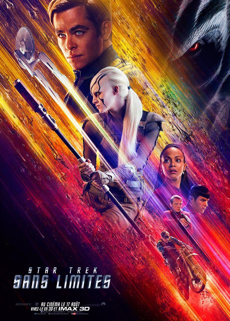 Une aventure toujours plus épique de l'USS Enterprise et de son audacieux équipage. L'équipe explore les confins inexplorés de l'espace, faisant face chacun, comme la Fédération toute entière, à une nouvelle menace.