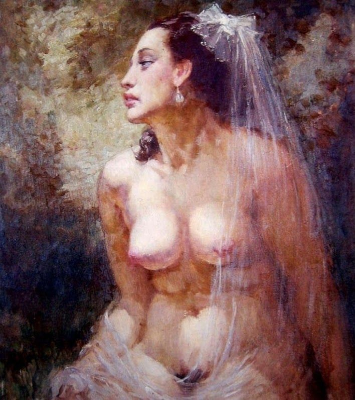 1935un-norman-lindsay-the-bride.jpg (708×796)