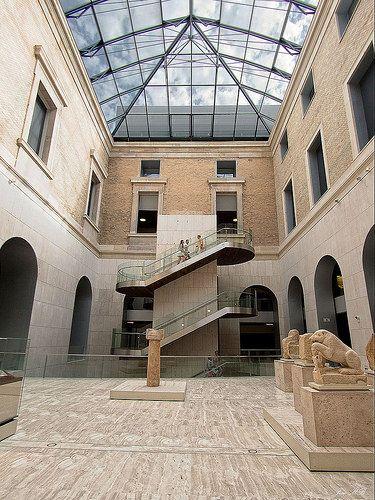 Museo Arqueologico Madrid | por jomabesa