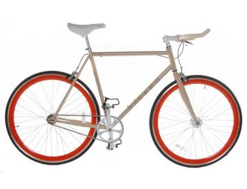 The Vilano Edge single speed bicycle is one addictive ride.  Road Bike Outlet's customer service was amazing too.