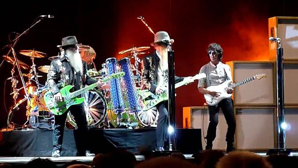 ジェフ・ベック、ZZトップとジョイント・ツアー | Jeff Beck | BARKS音楽ニュース