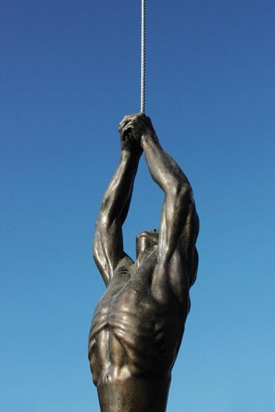 [ parque de las esculturas... Santiago, febrero 2011 ]