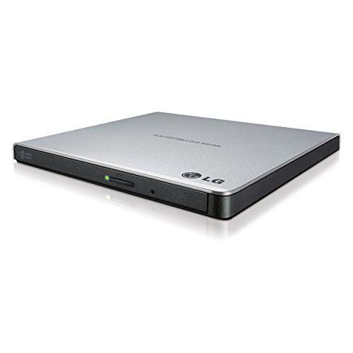 LG Electronics 8X USB 2.0 Super Multi Ultra Slim Portable DVD+/-RW External Drive with M-DISC Support, Retail (Silver) GP65NS60 LG http://www.amazon.com/dp/B00ODDE7K4/ref=cm_sw_r_pi_dp_SDfrwb0RKKMT2