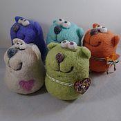 Магазин мастера Марина Шумская (ms1102): игрушки животные, банные принадлежности, еда, новый год 2017, подарки для влюбленных