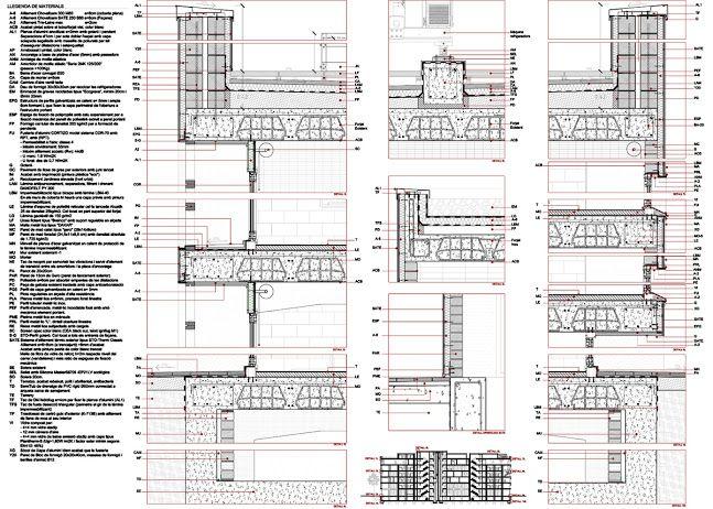 Türzarge detail dwg  86 besten Arch details Bilder auf Pinterest | Bodenbelag ...